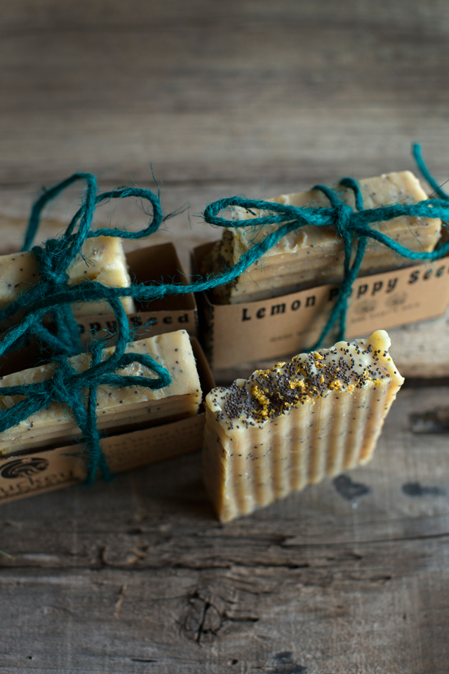 Luckey Bee Farms Soap